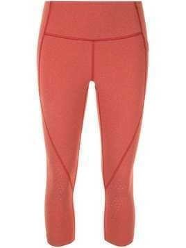 LNDR compression leggings - Red
