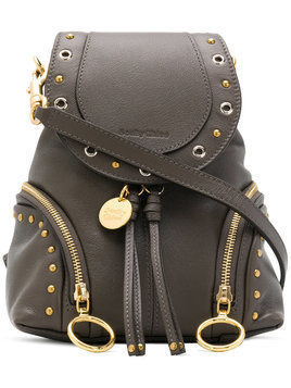 See By Chloé small Olga backpack - Brown
