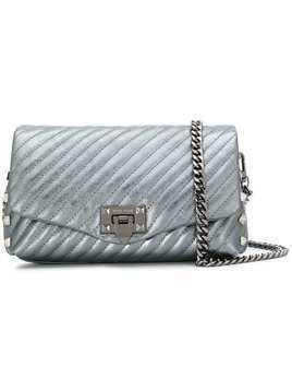 Marc Ellis Alanism shoulder bag - Metallic
