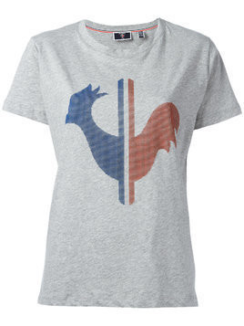 Rossignol W Valerie rooster T-shirt - Grey