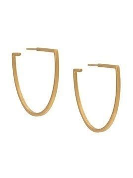 Maya Magal Maria hoop earrings - Gold