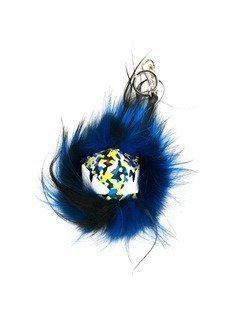 Fendi 'Cube' Bag Bugs bag charm - Multicolour