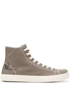 Maison Margiela Tabi high-top sneakers - Neutrals
