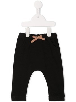 Yellowsub stretch chinos - Black