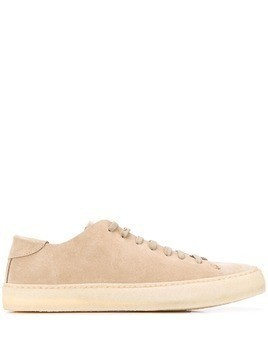 Astorflex panelled low-top sneakers - Neutrals