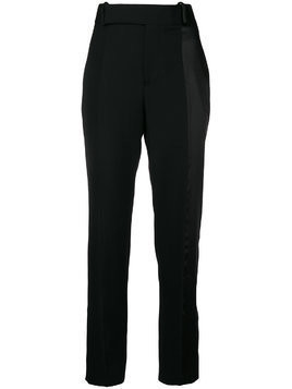 Haider Ackermann high waist tailored trousers - Black