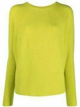 Christian Wijnants round neck knitted jumper - Green