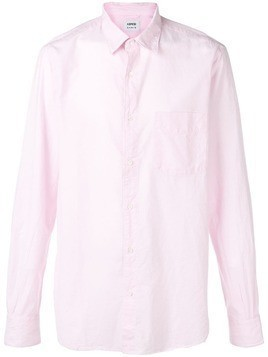 Aspesi chest pocket shirt - Pink