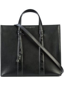 Myriam Schaefer classic tote bag - Black