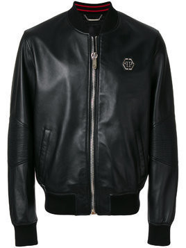 Philipp Plein Blue Eyes jacket - Black
