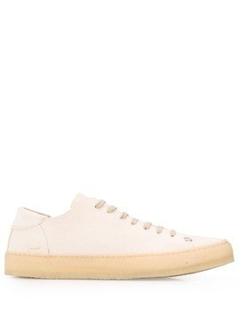 Astorflex softflex low-top sneakers - White