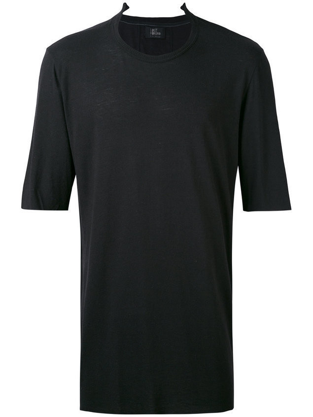 Lost & Found Ria Dunn plain T-shirt - Black