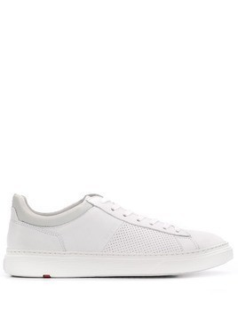 Lloyd lace-up sneakers - Silk Glove White