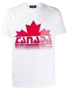 Dsquared2 Canada T-shirt - White