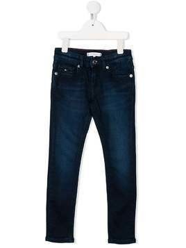 Tommy Hilfiger Junior skinny-fit jeans - Blue