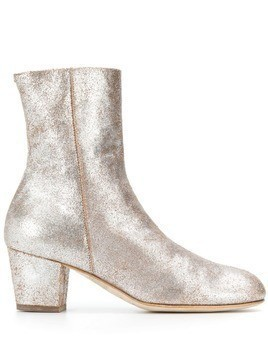 Measponte Merope ankle boots - Silver