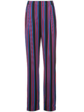 Dvf Diane Von Furstenberg Full length soft trousers - Blue