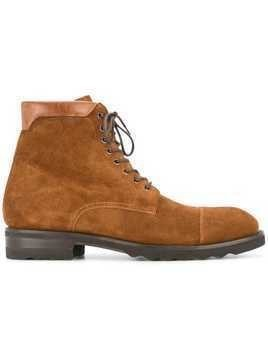 Magnanni classic lace-up boots - Brown