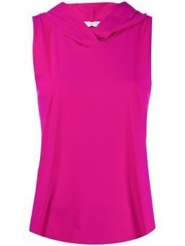 Dorothee Schumacher hooded tank top - Pink