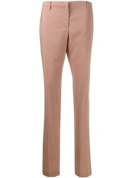 Nº21 straight-leg tailored trousers - Pink