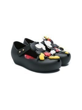 Mini Melissa UltraGirl Disney ballerinas - Black