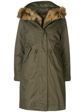 Woolrich loose padded jacket - Green