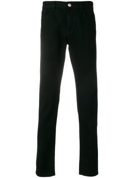 Versus - slim fit jeans - Herren - Cotton/Polyester - 33 - Black