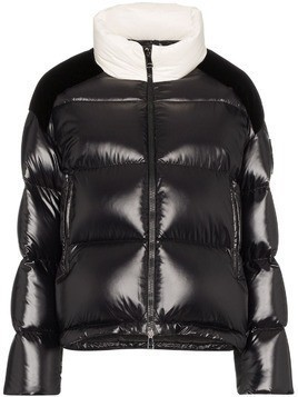 Moncler Chouelle quilted puffer jacket - Black