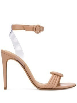 Alexandre Birman Vicky 100 sandals - Neutrals