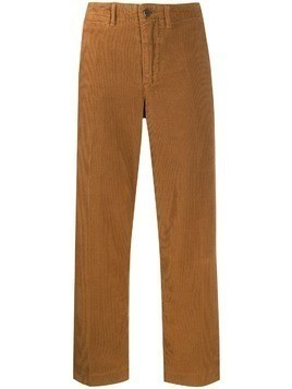 Bellerose Pape cropped trousers - Brown