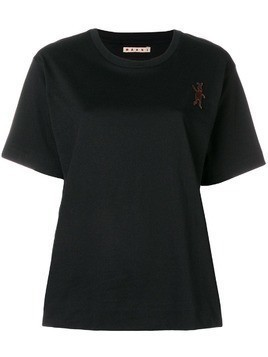 Marni crewneck T-shirt - Black
