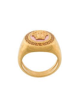Versace Medusa Tribute ring - Metallic