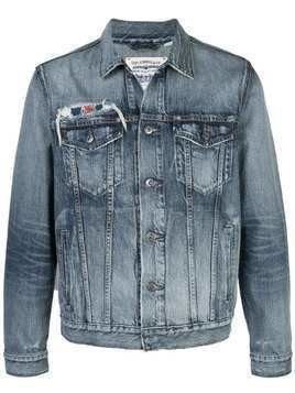 Levi's: Made & Crafted Type lll trucker jacket - Blue
