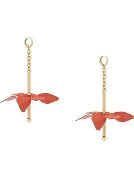 Marni floral drop earrings - GOLD