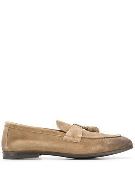 Doucal's tassel loafers - Neutrals