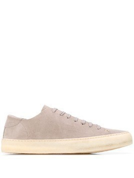 Astorflex panelled low-top sneakers - Grey