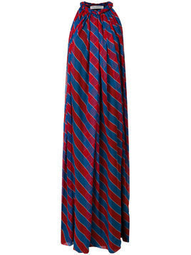 Philosophy Di Lorenzo Serafini oversized festival maxi dress - Blue