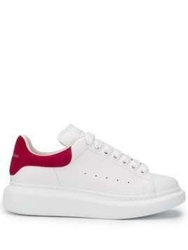 Alexander McQueen oversized sole sneakers - White