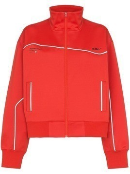 Ader Error contrast piping track jacket - Red