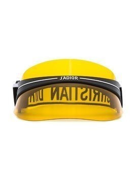 Dior Eyewear Club 1 Jadior visor - Yellow