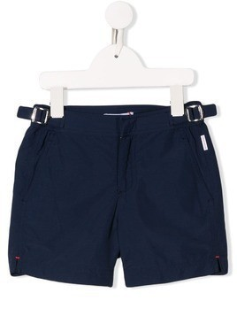 ORLEBAR BROWN KIDS swim shorts - Blue