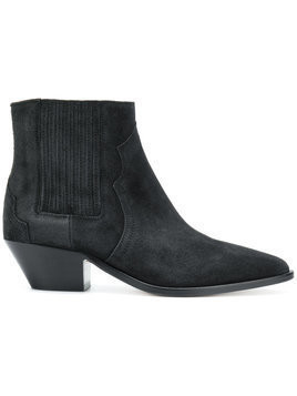 Isabel Marant - Derlyn ankle boots - Damen - Leather/Suede - 37 - Black