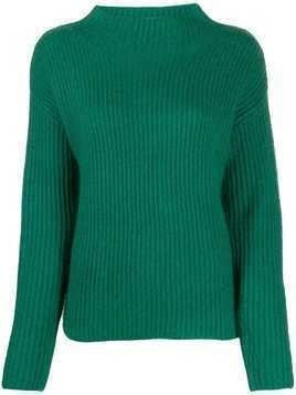 Luisa Cerano dropped shoulders sweater - Green