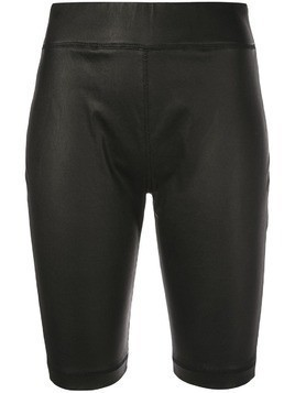 Cynthia Rowley Kiki cycling shorts - Black