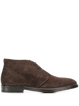 Alberto Fasciani lace-up ankle boots - Brown