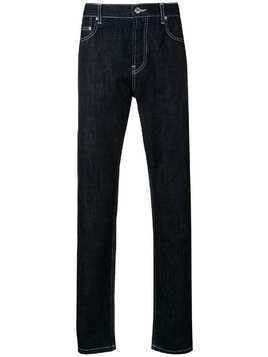 Kenzo contrast stitched jeans - Blue