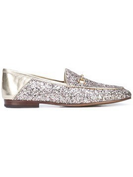 Sam Edelman glitter loafers - Metallic
