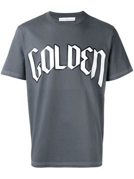 Golden Goose Deluxe Brand - Golden T-shirt - Herren - Cotton/Nylon - S - Grey