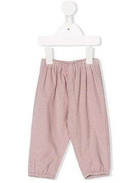 Knot Flora trousers - PINK