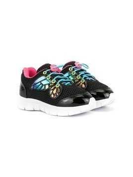 Sophia Webster Mini Chiara sneakers - Black